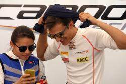 Alex Palou, Campos Racing dan Samin Gomez, Campos Racing