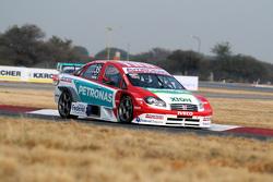José Manuel Urcera, Equipo Fiat Petronas