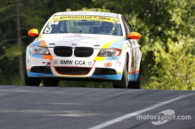 #64 Team TGM BMW 328i: Ted Giovanis, David Murry