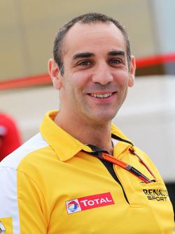 Cyril Abiteboul, Directeur Renault Sport F1