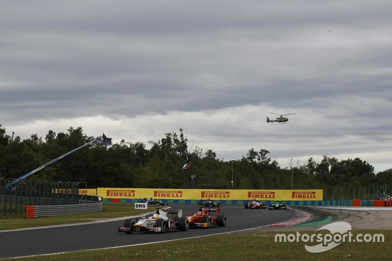 Arthur Pic, Campos Racing, Alexdaner Rossi, Racing Engineering