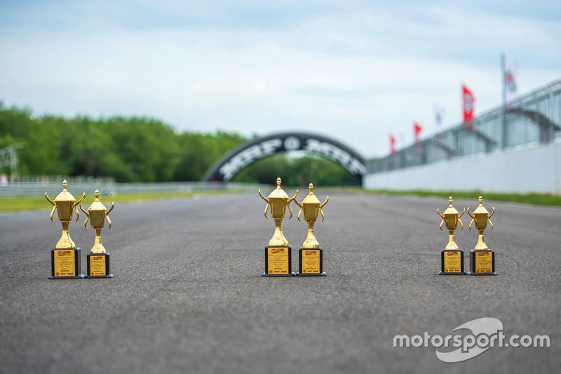 MRF trophy