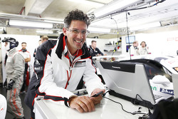 Dr. Frank-Steffen Walliser, head of Porsche Team
