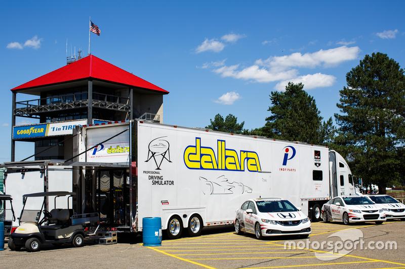 Hauler Dallara