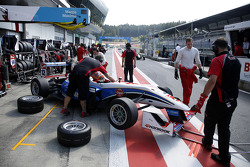 Пьетро Фиттипальди, Fortec Motorsports Dallara F312 Mercedes-Benz