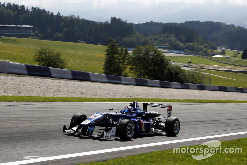 George Russell, Carlin Dallara F312 Volkswagen