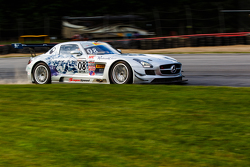 #08 DragonSpeed Mercedes-Benz AMG SLS GT3: Eric Lux