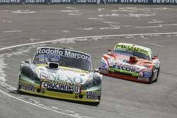 Omar Martinez, Martinez Competicion Ford y Jonatan Castellano, Castellano Power Team Dodge