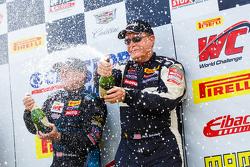 Second place #73 GTSport Racing Porsche Cayman S: Jack Baldwin