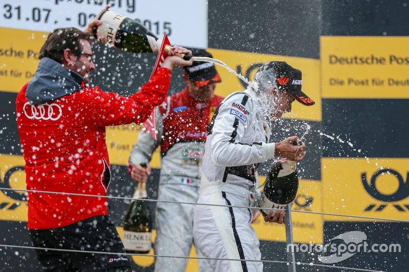Pemenang balapan, Edoardo Mortara, Audi Sport Team Abt Audi RS 5 DTM