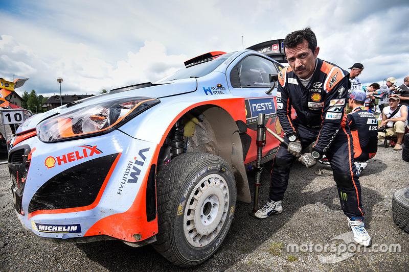 Марк Марті, Hyundai Motorsport