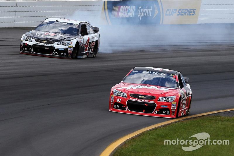 Kevin Harvick and Kurt Busch, Stewart-Haas Racing