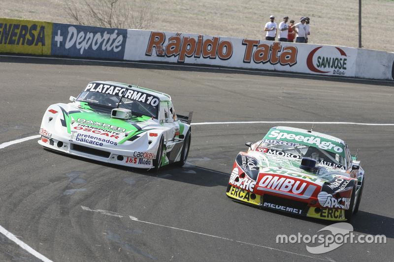 Santiago Mangoni, Laboritto Jrs Torino and Facundo Ardusso, Trotta Competicion Dodge