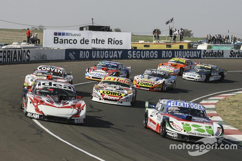 Mathias Nolesi, Nolesi Competicion Ford, dan Norberto Fontana, Laboritto Jrs Torino, dan Juan Marcos