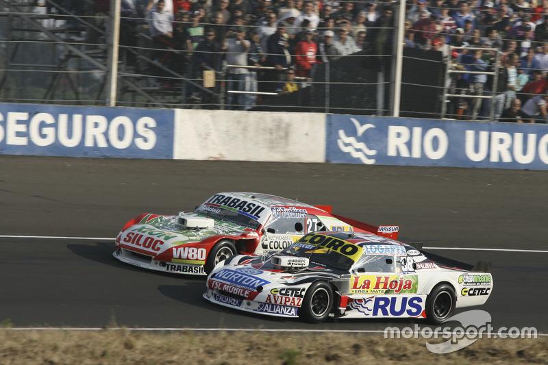 Мартін Серрано, Coiro Dole Racing Dodge та Маріано Алтуна, Altuna Competicion Chevrolet