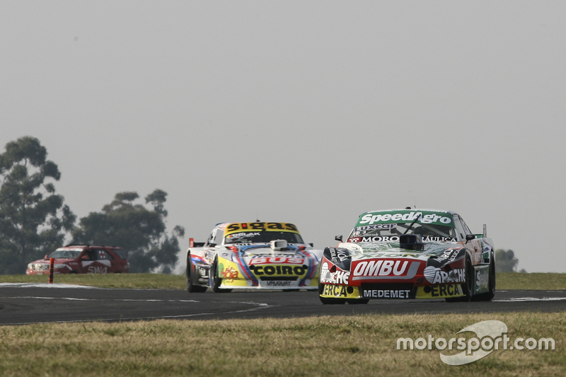 Facundo Ardusso, Trotta Competicion Dodge, dan Mauricio Lambiris, Coiro Dole Racing Torino