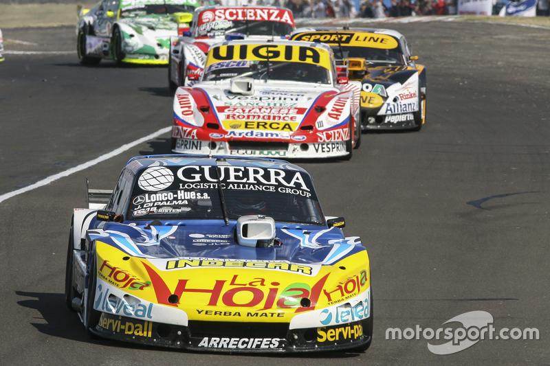 Josito di Palma, CAR Racing Torino dan Juan Manuel Silva, Catalan Magni Motorsport Ford dan Leonel P