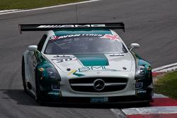 #30 Ram Racing Mercedes AMG GT3: Alistair MacKinnon, Lewis Plato