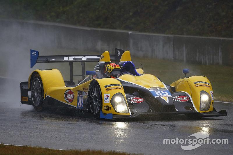 #85 JDC/Miller Motorsports ORECA FLM09: Chris Miller, Mikhail Goikhberg