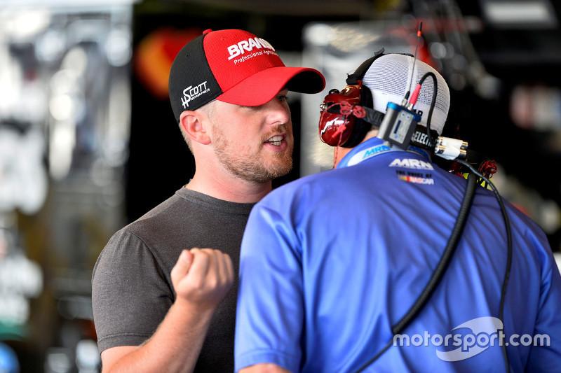 Justin Allgaier, HScott Motorsports