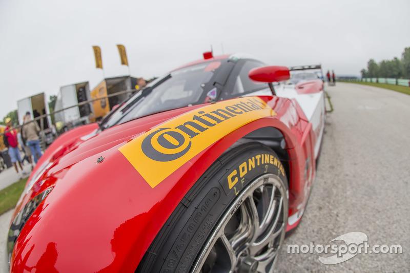 Detail ban Continental Tire