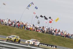 Adam Morgan , Wix Racing