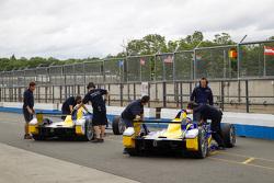 Николя Прост, Renault e.Dams и Себастьен Буэми, Renault e.Dams