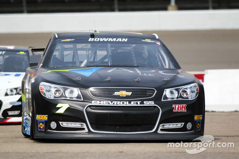 Alex Bowman, Tommy Baldwin Racing
