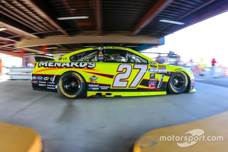 Пол Менард, Річард Чілдресс Racing Chevrolet