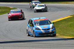 #66 Shea Racing Honda Fit: Jay Salinsky