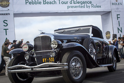 Harry Yeaggy, 1934 Duesenberg J Walker-LaGrande Convertible Coupe