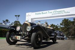 Frank & Janet Alloca, Bentley 3 Liter Vanden Plas Tourer 1926