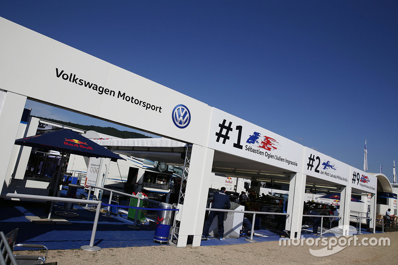 Area tim Volkswagen Motorsport