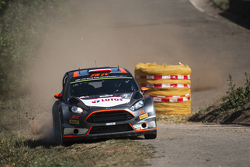 Роберт Кубица, Ford Fiesta RS WRC, RK WRT