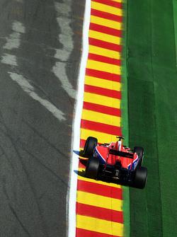 罗贝托•梅里,马诺F1车队(赛道界限)