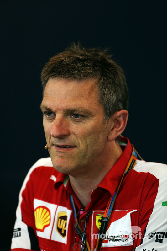 James Allison, Ferrari diretor técnico