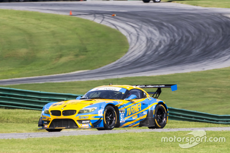 #97 Turner Motorsport BMW Z4: Michael Marsal, Dane Cameron