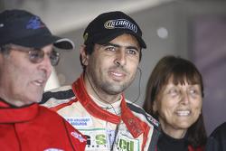 Tiempo en familia. el padre, Gabriel Ponce de Leon, Ponce de Leon Competición Ford y su madre