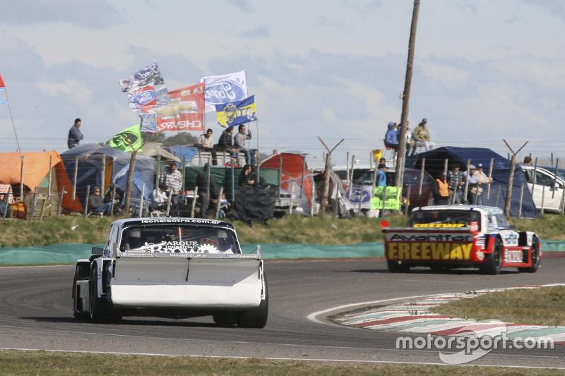 Leonel Sotro, Alifraco Sport Ford, dan Matias Jalaf, Catalan Magni Motorsport Ford
