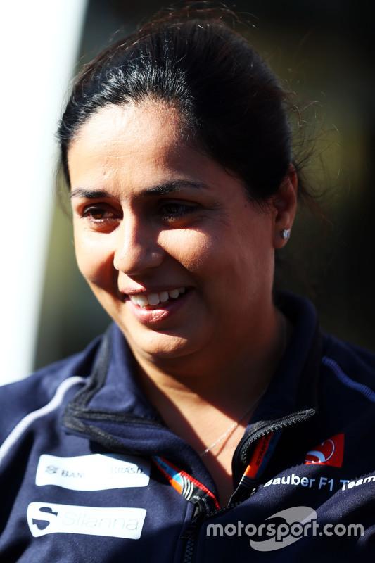 Monisha Kaltenborn, Sauber teambaas