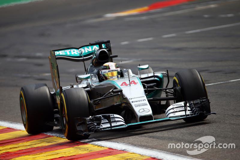 2015: Lewis Hamilton (Mercedes F1 W06 Hybrid)
