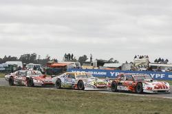 Маріано Вернер, Werner Competicion Ford та Серхіо Ало, Coiro Dole Racing Chevrolet та Матіас Россі, Donto Racing Chevrolet