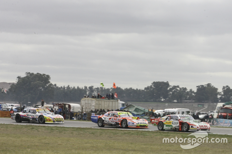 Mariano Altuna, Altuna Competicion Chevrolet, dan Jonatan Castellano, Castellano Power Team Dodge, dan Mauricio Lambiris, Coiro Dole Racing Torino