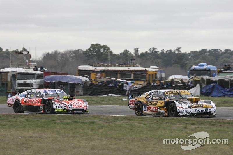 Leonel Pernia, Las Toscas Racing Chevrolet, dan Leonel Pernia, Las Toscas Racing Chevrolet