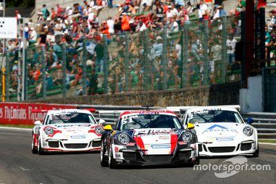 Sébastien Loeb Porsche Supercopa para Spa