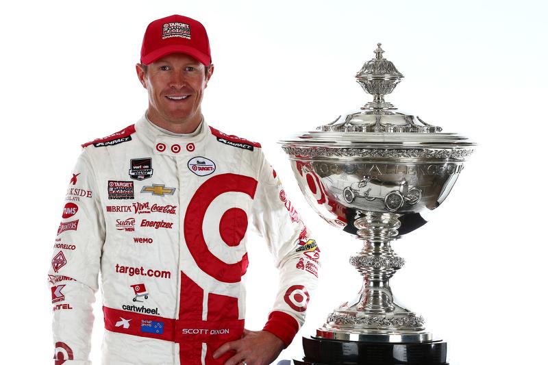 Titelkandidaat  Scott Dixon, Chip Ganassi Racing Chevrolet