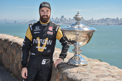 James Hinchcliffe, Schmidt Peterson Motorsports