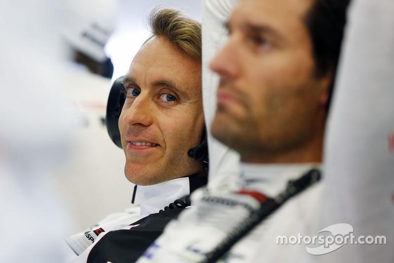 Timo Bernhard dan Mark Webber, Porsche Team