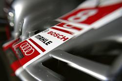 #8 Audi Sport Team Joest Audi R18 e-tron quattro