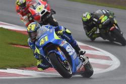 Алеш Эспаргаро, Team Suzuki MotoGP, Пол Эспаргаро, Tech 3 Yamaha и Андреа Янноне, Ducati Team